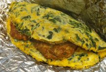 Wrapped in an Omelette